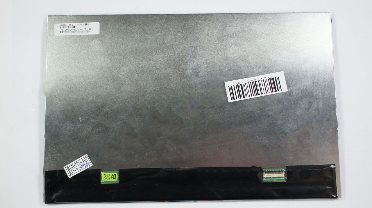 "Матрица 10.1"" LTL101AL01 (1280*800, 40pin(MIPI), LED, NORMAL, глянец, разъем слева вверху, for Samsung P5100,"