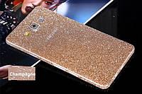 Пленка с блестками для Samsung Galaxy A5 A500