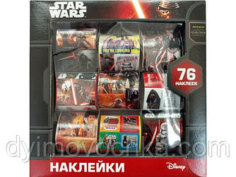 """Набор наклеек Дисней """"Звездные войны"""" 5942 Ranok-Creative 13163004Р"""
