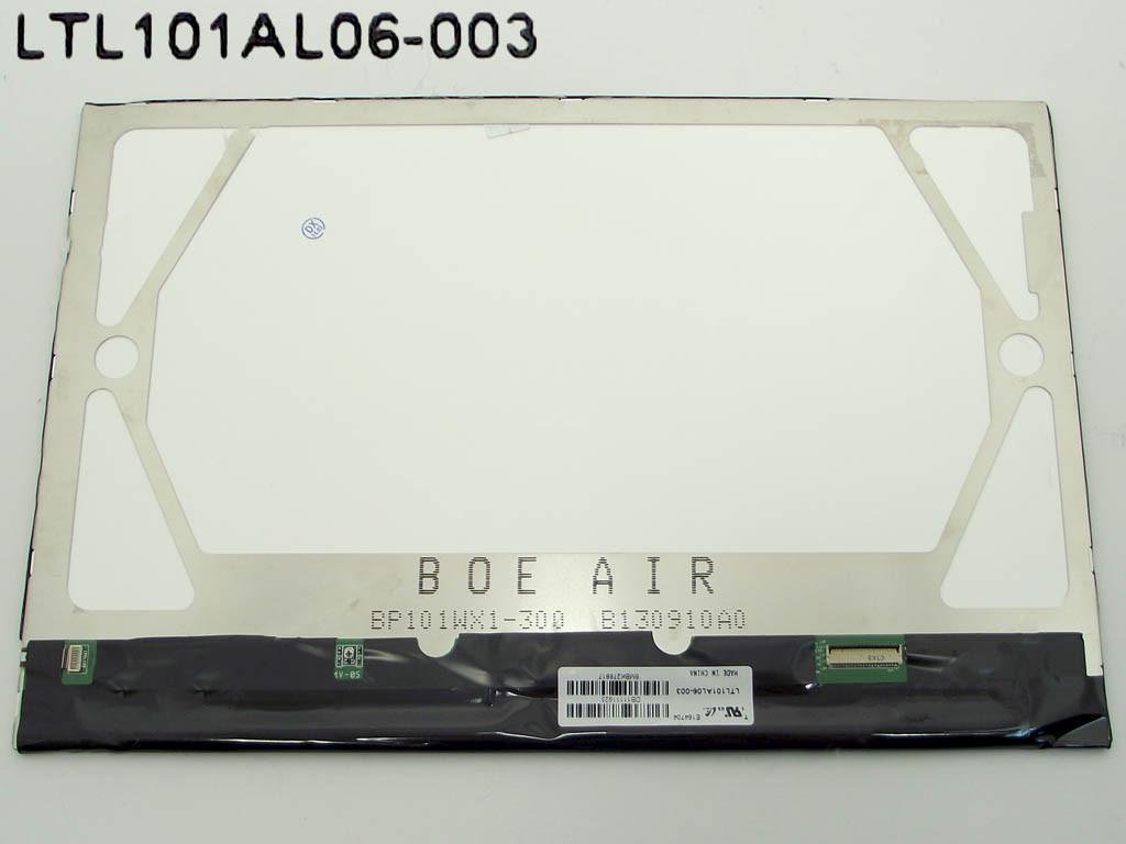 "Матрица 10.1"" LTL101AL03 (1280*800, 40pin(MIPI), LED, NORMAL, глянцевая, разъем слева вверху, for Samsung P510"