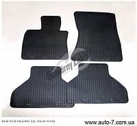 "Ковры в салон BMW X5 E70 2007-> (X6 E71) ""DOMA"" серые (4шт/комп)"