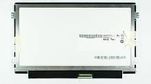 """Матрица 10.1"""" B101AW06 V.1 (1024*600, 40pin, LED, SLIM(горизонтальные ушки), глянцевая, разъем справа внизу, W"""
