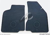 """Ковры в салон Volkswagen Caddy 1996-2004 """"DOMA"""" серые (2шт/комп)"""