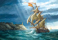 Пазлы Castorland 1500шт (150427) 68*47 (Корабль)