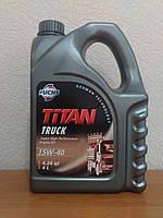 Моторное масло Fuchs TITAN TRUCK 15W-40 (4л.)