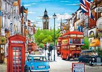 Пазлы Castorland 1500шт (151271) 68*47 см (Лондон)