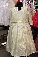 Нарядное платье для девочки, р. 6-10лет