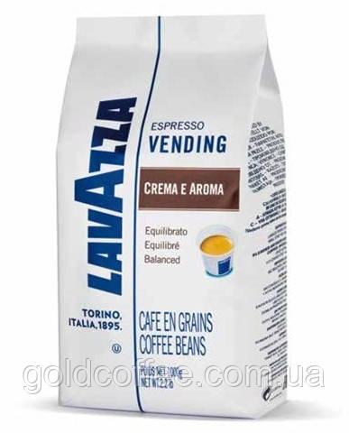Кофе в зернах Lavazza Vending Crema e Aroma 1000 г
