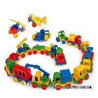 Игрушечная машинка Авто Kid cars Тигрес 39244