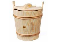 Запарник для сауны с пластиковой вставкой Sawo 391-Р 26л