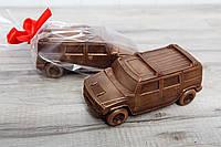 """Шоколадный автомобиль """"Hummer"""". Стильный подарок папе автолюбителю."""