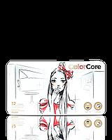 """Карандаши цветные """"MARCO"""" №3130-12TN ColorCore Round в металлическом пенале (12 цветов), фото 1"""