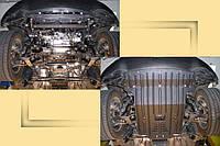 """Защита моторного отсека Infiniti FX-35 (45) 2003-2008 3.5L """"Полигон"""" (D)"""