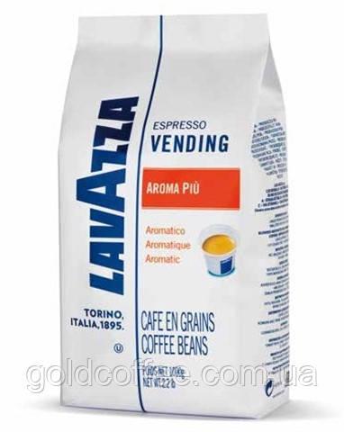 Кава в зернах Lavazza Vending Aroma Piu 1000г