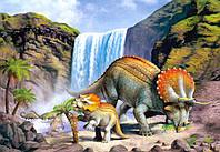 Пазлы Castorland  260шт (26593) 32*23 см (Динозавры)