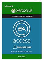 Карта EA Access Xbox One 1 месяц