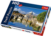 Пазлы Trefl  500шт (37087) 48*34см (Ватикан Рим Италия)