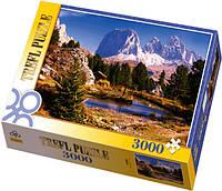 Пазлы Trefl 3000шт (33012) 85*116см (Озеро)
