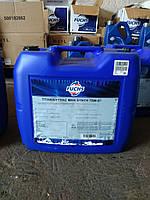 Трансмиссионное масло FUCHS TITAN CYTRAC MAN SYNTH 75W-80 (20л.) для коробок передач грузовых автомобилей