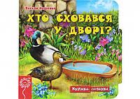 """Книга В6 """" Книга тайник : Кто спрятался во дворе? """""""