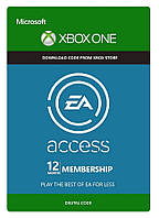 Карта EA Access Xbox One 12 месяцев