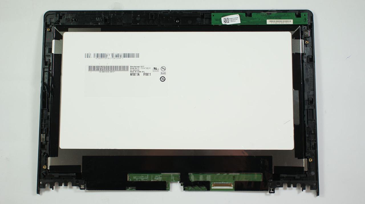 "Матрица 11.6"" B116XAT02.0 touch (1366*768, 30pin(eDP), LED, SLIM (без планок и ушек), тачскрин, глянцевая, раз"