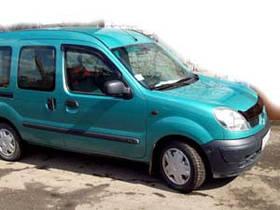 Дефлекторы окон Renault Kangoo 2003-2008 SIM (2шт/комп) SREKAN0632