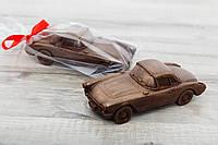 """Шоколадный автомобиль """"Chevrolet Corvette"""". Подарок папе коллекционеру."""