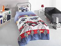 Постельное белье для подростков Eponj Home -Ralli Mavi