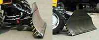 Отвал бульдозерный, гидравлический , поворотный к тракторам МТЗ-80/82, МТЗ-1025, МТЗ-1221