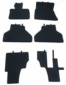 "Ковры в салон BMW X5 E70 2006-> (X6 E71) ""SD"" черн. (5шт/комп)"