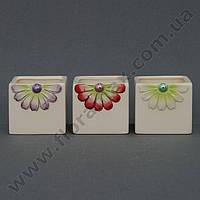 Горшок керамический К12.005.07 (3 шт.)
