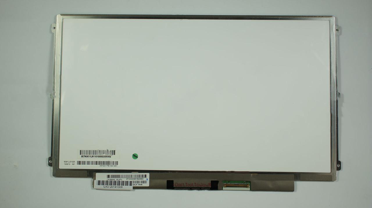 """Матрица 12.5"""" LP125WH2-SLT1 (1366*768, 40pin(IPS), LED, SLIM(горизонтальные ушки), матовая, разъем справа вниз"""