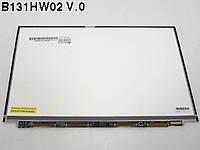 """Матрица 13.1"""" B131HW02 V.0 (1920*1080, 30pin(eDP), LED, SLIM ( без ушек и без планок), матовая, разъем справа"""