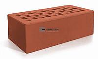 Кирпич керамический полуторный красный Евротон
