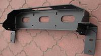 Плита под лебедку для Nissan Navara D40