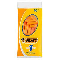 Одноразовый станок для бритья BIC 1 Sensitive 10 шт