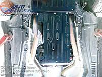 """Защита КПП BMW X6 E71 2008-> 3,0i; 4,4 (BMW X5 E70 2007) 3.0L """"Полигон"""" (St)"""