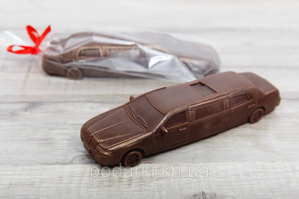 Шоколадная машина  Лимузин для ребенка