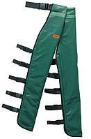 Защитные накладки для передней части ног, размер 54-60 (L)