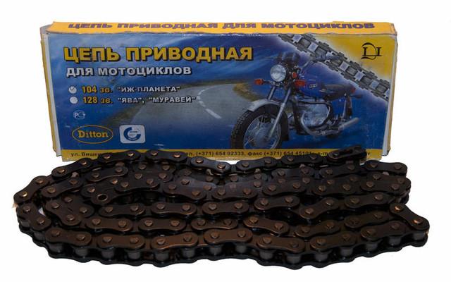 Ходовая мотоцикла Иж