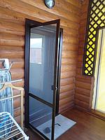 Москитная балконная сетка (дверь)