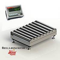 Весы-рольганги BDU60-0405 Р стандарт
