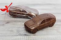 """Шоколадный  автомобиль """"BMV X6"""". Стильные мужские шоколадные подарки."""