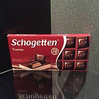 Шоколад со вкусом итальянского тирамису Schogetten tiramisu