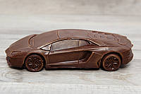 """Шоколадный автомобиль """"Lamborghini"""". Стильный подарок мужу, фото 1"""