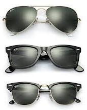 Возьми на заметку очки Ray Ban - три полюбившихся миру модели ... aac20cfeba5