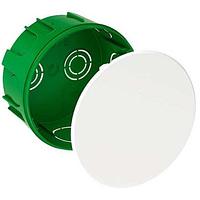 Монтажная распределительная коробка для сплошных стен 100x50 мм (IMT35121)