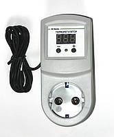 Терморегулятор ТР-10р в розетку