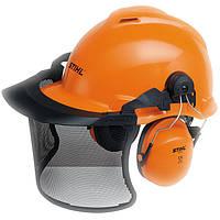 Шлем SPECIAL, с наушниками и сеткой